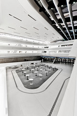 Library and Learning Center (Sebastian Deptula) Tags: vienna wien architecture campus austria library wu cosmic zaha hadid zahahadid architektura campuswu