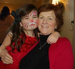 Sarah McCollum and Her Grandmother Carmel Boyce