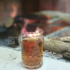 # # # #  @abumashari   #photo #tea #drink #colorful #nature #food #wood #fire #photography #PicsArt (photography AbdullahAlSaeed) Tags: wood food nature fire photography photo colorful tea drink