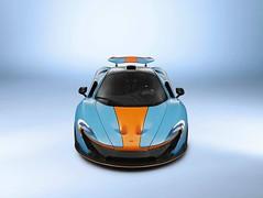 McLaren P1 MSO Gulf (Revistadelmotor) Tags: gulf mclaren p1 mso