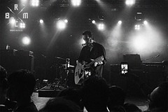 23 (reaoubien) Tags: leica blackandwhite bw monochrome live rocknroll brmc photoworks stagephotography petehayes reaoubien