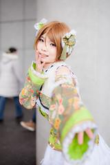[C87]Comic Market 87 Model: (kanon_7) Tags: cosplay  comiket  comicmarket comike c87