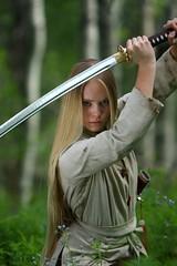 Danielle Ryan Chuchran (CISSO) Tags: woman girl ange femme fantasy demon belle warrior mystic herone guerriere warriorwomanhddesktopbackground