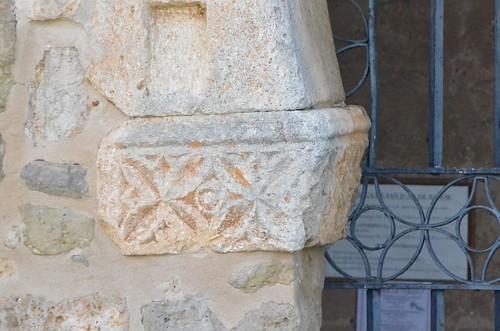 Baños de Cerrato (Castille et Léon), église wisigothique - 05
