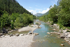 France-002875 - Verdon River (Leaving Castellane)