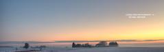 Snow Landscape II - HDR - Bavaria (Michael Heichler) Tags: travel art cars nature its berg 35mm wonderful landscape bayern bavaria high dynamic natur january sigma driveby best dont stop journey shows traveling range hdr januar reise landschaften d800 isen 2015 wunderschn malerisch zauber