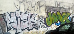 Misk & Jink (markost751) Tags: jinks misko misk digbeth jink birminghamgraffiti oftw flickrandroidapp:filter=none