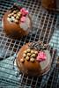 DSC_4976 (michtsang) Tags: art dessert chocolate pearls freeze valrhona dried raspberries feuilletine crunchy godiva entremet saltedcaramel freshas