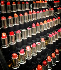 So Many Choices (mgstanton) Tags: mac makeup lipstick cosmetics maccosmetics 52weeks2015