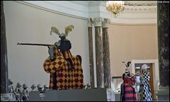 Hofburg's Armory 2725 (Zachi Evenor) Tags: vienna museum austria arms medieval armor imperial armory middleages renaissance weapons hofburg helmets armors        zachievenor   imperialarmory   hofburgsarmory hofburgsarnory hofburgarmory hogburgs