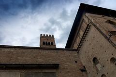 Bologna skies (silwolf) Tags: street city travel sky urban italy tourism church photography casa nikon strada italia chiesa cielo bologna lucio citt dalla d7100