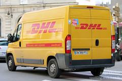 DHL | Peugeot Boxer (spottingweb) Tags: france truck transport lorry camion boxer vehicle carton spotted van peugeot spotting dhl courrier expdition fourgon livraison transporteur vhicule utilitaire commande colis camionnette livreur fourgonnette spottingweb