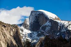 IMG_2359: Half Dome (Shawn-Yang) Tags: california park snow national yosemite halfdome yosemitenationalpark