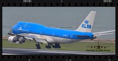 PH-BFV (EI-AMD Photos) Tags: dutch airport photos aviation royal hong kong lap boeing klm airlines hkg 747 kok chek vhhh phbfv eiamd