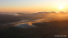 IMG_1137 (ppg_pelgis) Tags: ireland summer sunrise landscape flying northern ppg arial tyrone omagh notadrone