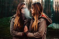 Breath (Matas Martnez) Tags: chile santiago winter beauty canon 50mm breath mirrors santi 70d