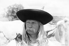 Hungarian herdsman (Laszlo Horvath 1M+ views tx :)) Tags: portrait bw grey nikon hungary cattle hungarian herdsman portr nikon50mm18g nikond7100