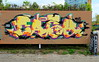 Graffiti Skatezone (oerendhard1) Tags: urban streetart art graffiti rotterdam casm skatezone