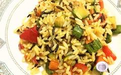 Ricetta riso long e wild con verdure croccanti (RicetteItalia) Tags: cucina riso primi ricette