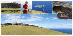 Chile - Easter island - Orongo (Gran Hglund (Kartlsarn)) Tags: chile nikon rosa easterisland d800 isladepascua 2016 orongo bussarna rosabussarna pinkcaravan pskn kartlsarn kartlasarn granhglund