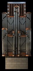 Orgel im Dom der Stadt Wesel (ulrichcziollek) Tags: dom nrw orgel wesel niederrhein