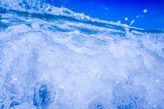 blue crystal water waves crashing on beach (DigiDreamGrafix.com) Tags: ocean travel blue sea summer sky motion beach gulfofmexico sports nature water sunshine weather landscape fun hawaii coast cool surf waves power exercise pacific florida crash outdoor surfer extreme tube barrel scenic surfing spray clean clear northshore tropical fl recreation watersports splash destin pure liquid epic gulfcoast shorebreak