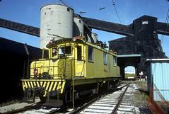 Toledo Edison 1993 3 (jsmatlak) Tags: ohio plant station electric train power acme engine railway toledo coal interurban freight edison generating