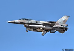 HELLENIC AIR FORCE. F-16 335 Sqn. (Rodrigo Tran Corts) Tags: spain tiger zaragoza airforce spotting nato caza otan hellenic tigermeet maniobras garrapinillos ntm2016