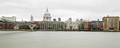 Winter in June! (Mohamed Haykal) Tags: camera leica bridge england london weather june project cloudy unitedkingdom millennium sl ag gb asph mohamed wintery ois varioelmarit haykal 128402490mm