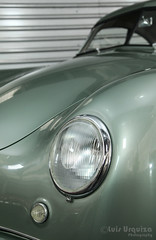 Porsche 356 1951 101 (L Urquiza) Tags: old detail classic cars car 101 porsche 1951 356