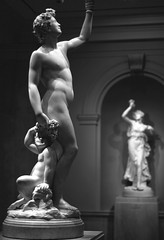 How do I change that lightbulb again? (SCFiasco) Tags: statue figure cherub marble grape nga washdc nationalgalleryofart picker scfiasco siasoco edsiasoco
