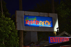 Cavanaugh's River Deck (raymondclarkeimages) Tags: rci raymondclarkeimages 8one8studios canon usa outdoor dining food restaurant philly delawareriver sign pictureof 6d dancing entertainment music waterfront philadelphia cavanaughsriverdeck pennslanding nightspot 2470mm28 night noflash availablelight