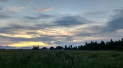 Sunrise (careth@2012) Tags: morning sky mountain field clouds dawn nikon scenery mood view scenic peaceful atmosphere scene serene tranquil atmospheric 55300mm nikond3300 d3300