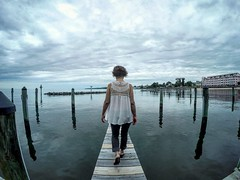 There's nothing that I would not do Go to the ends of the Earth for you (AngelBeil) Tags: pier bobdylan boardwalk storms walkwithme gopro skylovers northbeachboardwalk