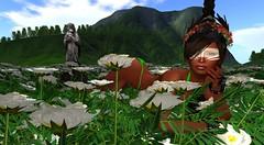 RYL flowerqueen (rosabellarosesl) Tags: gor gorean gorcaste gorkaste slphoto slfashion slfair slpicture sl slgor zuri kaeeri flower flowers statue decor queen ryl ryladvertising rylfashion rylclothing medieval medievalfair2016 fantasy fantasymedievalfair