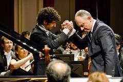 Colli-Thomson_13 (Cicero Rodrigues) Tags: brazil piano orchestra classicalmusic osb msicaclssica orquestrasinfnicabrasileira braziliansymphonyorchestra federicocolli neilthomsonconductor