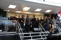 """Tag der Musik"" bei ROLAND Germany in Nauheim (ROLAND Germany) Tags: boss music rock musiker contest roland drummer liveband musik liveperformance gitarre liveshow nauheim schlerband musikmachen bandmusik livemusiker rolandmusik bossmusik"