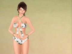 Summer Siren (leia cale) Tags: secondlife maitreya ikon mandala stix oleander izzies aleutia elephanteposes marvelousmonthly pulsefundraiser summerfest mba