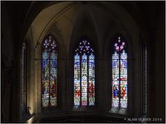 Chœur de la cathédrale Saint Jean-Baptiste en Maurienne