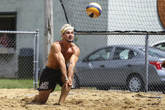 Playing D (Danny VB) Tags: beachvolleyball beach volleyball sport action photo photography joliette quebec canada men open d playing playingd summer july