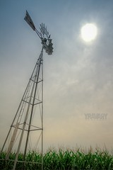 Windmill (www.yravaryphotoart.com) Tags: canon7d canon canonefs1022mmf3445usm yravaryphotoartcom yravaryphotoart windmill eolienne hdr rurale