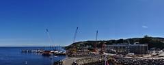 Brodick WIP 3 (Bricheno) Tags: arran island isleofarran scotlandinminiature clyde estuary firth firthofclyde bricheno szkocja schottland scozia scoia scotland cosse escocia esccia    ferry terminal terminus calmac wip