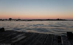 Loosdrecht (Ren Blauwendraat) Tags: loosdrecht nikon d610 2470 28 water stijger landscape landschap moon maan