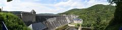 Edersee dam (wimjee) Tags: edersee dam stuwdam hochsauerland duitsland slotwaldeck hugin panorama stitch
