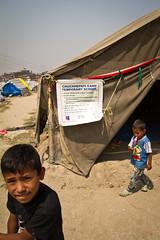 Chuchepatin telttaleiri, Nepal (kehityslehti) Tags: asia asian chuchepati julianbound kathmandu nepal nepali religion travel
