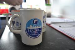 Highland Seagull (daveallison99) Tags: highland seagull trust caledonian canal
