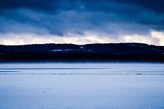 Cold (Pekko Ahlsten) Tags: suomi finland vuokatti sotkamo kajaani sunset landscape beautiful travel nikon nikkor nikond7000 nikon70200f4 winter lakenuas nuasjrvi