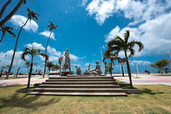 Fortaleza - Cear (https://www.rosanetur.com) Tags: beach ceara fortaleza lugares pessoas praias rosanetur excursoes monumentoiracema viagens