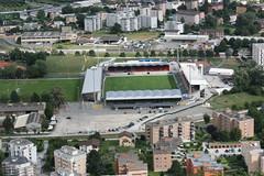 Stade de football de Tourbillon  Sion (Canton du Valais, Suisse) (bobroy20) Tags: sion wallis valais cantonduvalais