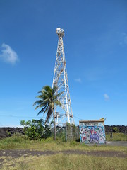 Cape Kumukahi Light (jimmywayne) Tags: bigisland hawaii hawaiicounty kumukahi lighthouse light coast easternmost cape graffitti